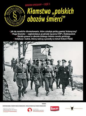 """Kłamstwo """"polskich obozów śmierci"""""""