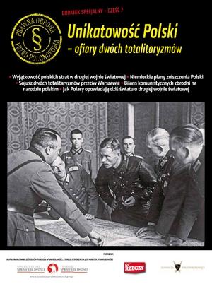 Unikatowość Polski – ofiary dwóch totalitaryzmów