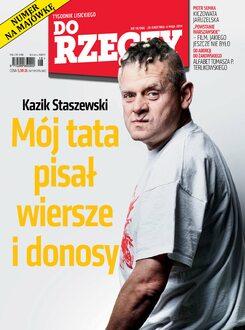 Tygodnik Do Rzeczy 18/2014 - Okładka