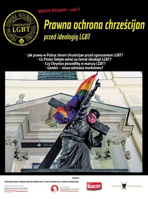 Prawna ochrona chrześcijan przed ideologią LGBT