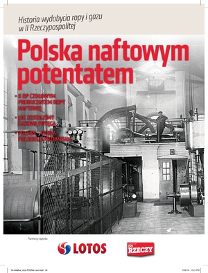 Polska naftowym potentatem