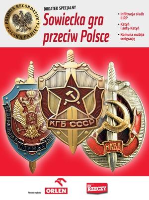 Sowiecka gra przeciw Polsce