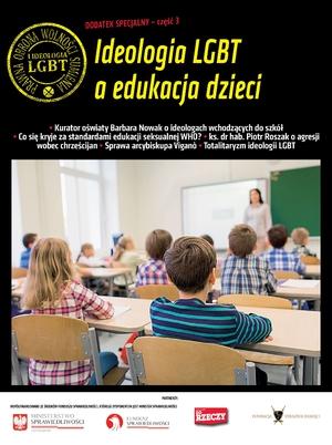 Ideologia LGBT a edukacja dzieci