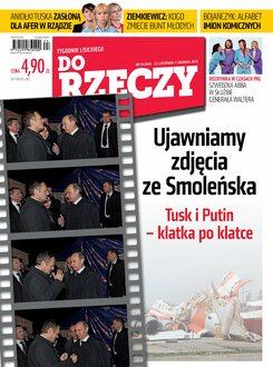 Tygodnik Do Rzeczy 44/2013 - Okładka