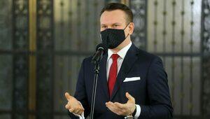 """""""Kłamca, oszust, sabotażysta?"""". Tarczyński odpowiada politykowi PO"""