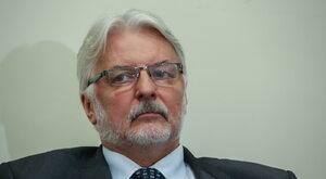 Waszczykowski: Polska nie może milczeć