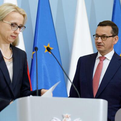 PiS szykuje ciekawy scenariusz na wypadek dymisji minister finansów