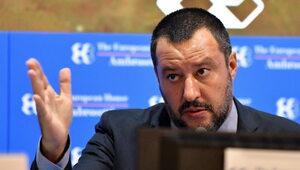 Salvini: PiS cieszy się zaufaniem obywateli. Nie obchodzi mnie, co uważa...