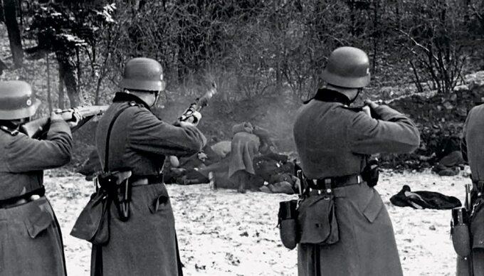 Rozstrzeliwania Polaków przez Niemców trwały już odwrześnia 1939r.