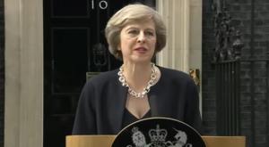 May day na Downing Street