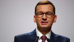 Morawiecki: Pomagamy i będziemy pomagać wszystkim prześladowanym przez...