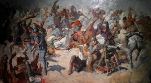 Najazd Hunów 1920. Zapomniane ludobójstwo
