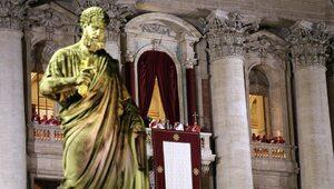 Watykan: Papież Franciszek złożył świąteczne życzenia Benedyktowi XVI
