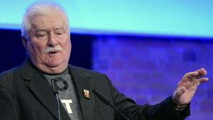 """Wałęsa nie chce 13. emerytury. """"Jeśli żona pozwoli"""" odda ją biednym"""