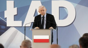 Dlaczego Kaczyński rusza w Polskę?