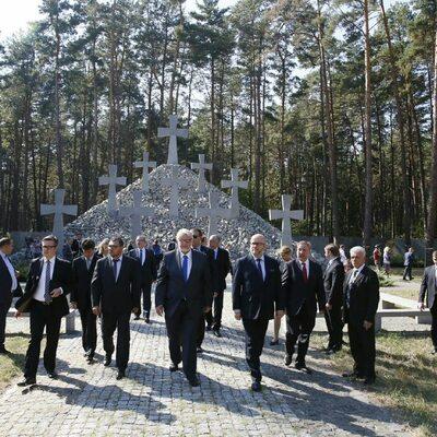 Szef MSZ z wizytą na Ukrainie