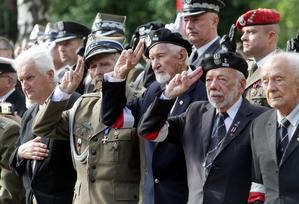 Zbigniew Galperyn - odszedł bohater Powstania