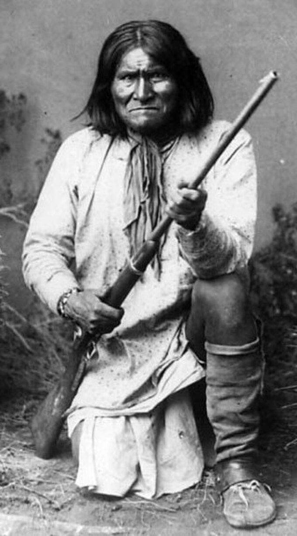 Geronimo, wódz Apaczów
