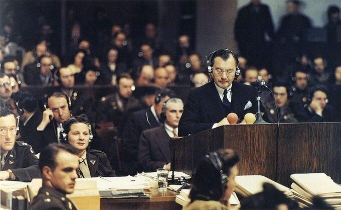 Robert H. Jackson, oskarżyciel zramienia USA