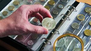 Kolekcjonerzy monet, banknotów i numizmatów