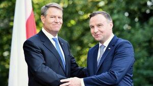 Spotkanie prezydentów Bukaresztańskiej Dziewiątki