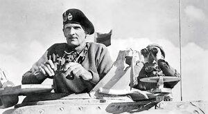 """Bufon w stopniu marszałka. Jak """"Monty"""" zwalił winę na polskich..."""