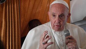 Unieważniania katolickiego nauczania przez Papieża ciąg dalszy