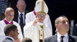 Ks. Zieliński: Franciszek spełnia marzenie Jana Pawła II