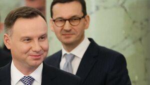 """""""Rz"""": Prezydent i premier zyskują poparcie [SONDAŻ]"""