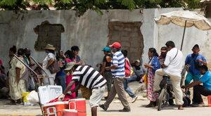 Koronawirus spotęgował kryzys humanitarny w Wenezueli. Rodziny żyją za...