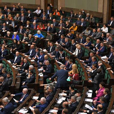Sejm przyjął budżet na 2020 rok. Nie ma w nim deficytu