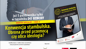 """""""Konwencja stambulska. Obrona przed przemocą czy obca ideologia?""""...."""