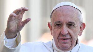 Papież w Iraku spotkał się z przywódcami katolickimi