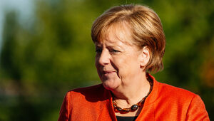 Angela Merkel zabrała głos ws. protestów w Polsce