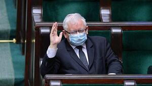Czy prezes Kaczyński utrzyma spójność koalicji? Ciekawy sondaż