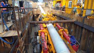 Imponujące tempo budowy Baltic Pipe