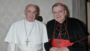 Kardynał Burke: Nie jestem wrogiem papieża