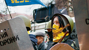 """Zazdroszczę Ukraińcom, że powiedzieli """"nie"""""""