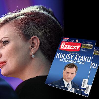 """""""Do Rzeczy"""" nr 10: Kulisy ataku na Zbigniewa Ziobrę"""