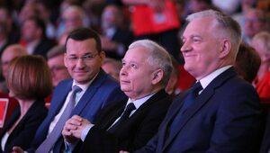 Sondaż dla DoRzeczy.pl: PiS zdobywa 2 razy więcej mandatów niż PO i N.