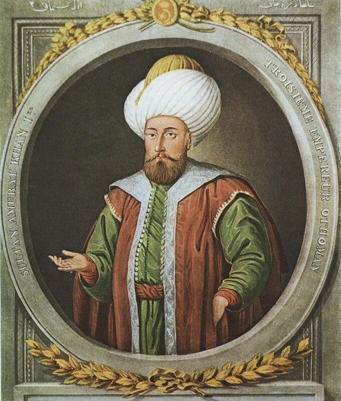 Portret Murada I