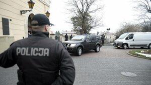 Kraków: Policja weszła do siedziby Wisły