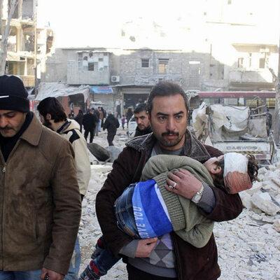 Porozumienie o wstrzymaniu walk w Syrii