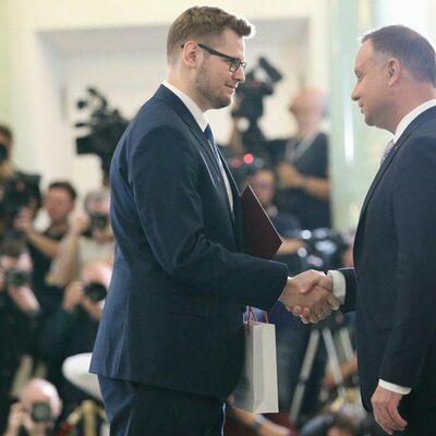 Woś, Piontkowski i Banaś – zobacz kim są nowi ministrowie