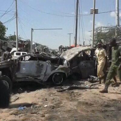 Ponad 70 ofiar zamachu. Tragiczne wieści z Somalii