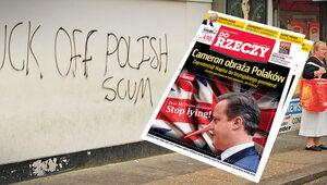 Cameron obraża Polaków. Zaprotestuj!