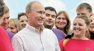 Kult Putina