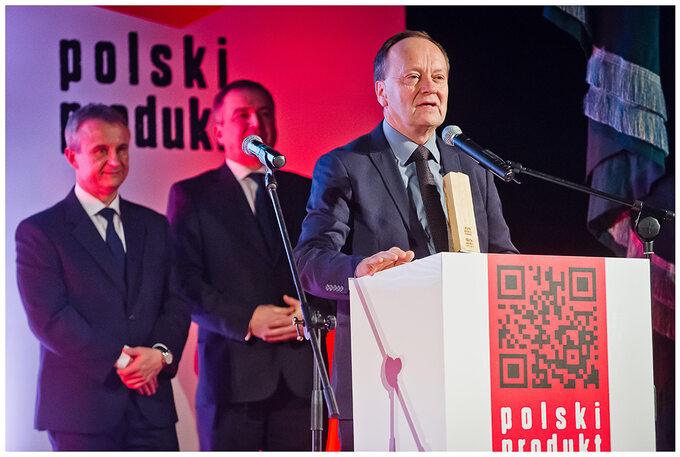 Janusz Walędziak, prezes TOP2 Fabryka Chusteczek