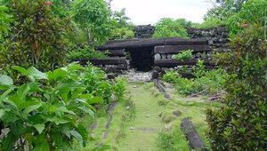 Nan Madol. Wenecja Pacyfiku. Tajemnicze miasto na wodzie