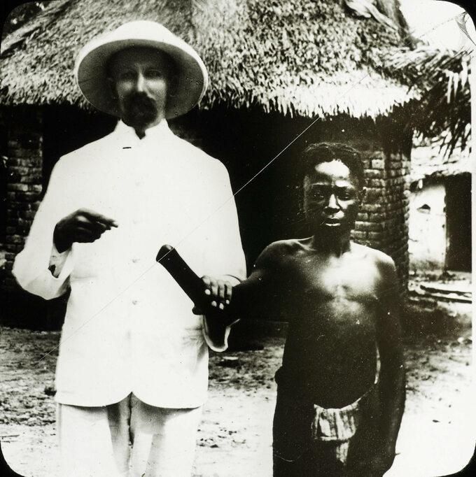 Ofiara zbrodni wKongo